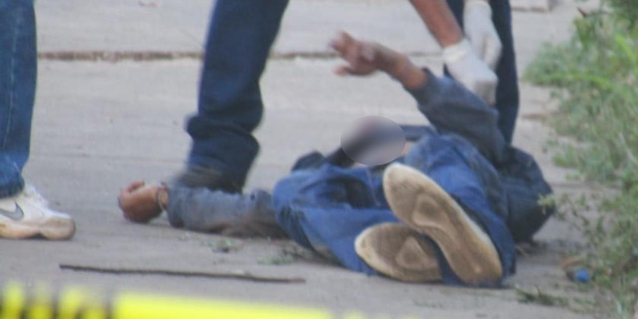 Encuentran cadáver en colonia de Matías Romero | El Imparcial de Oaxaca