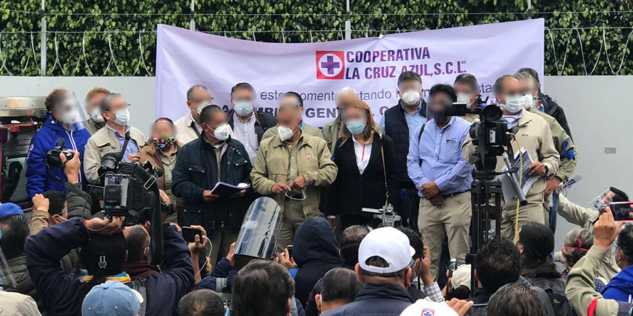 Cooperativa Cruz Azul nombra nuevo Consejo de Administración | El Imparcial de Oaxaca