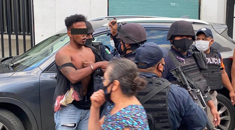 Los pescan cuando entregaba dosis de droga | El Imparcial de Oaxaca