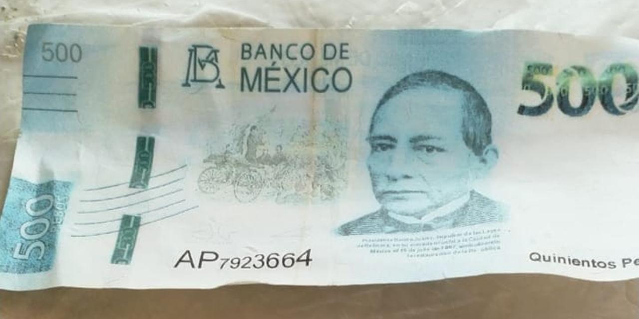 Alertan por circulación de billetes falsos en Salina Cruz | El Imparcial de Oaxaca