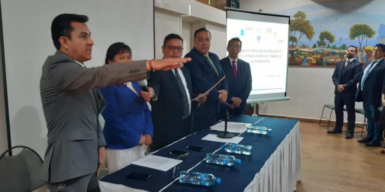 Renuncia presidente del  Sistema Anticorrupción de Oaxaca | El Imparcial de Oaxaca