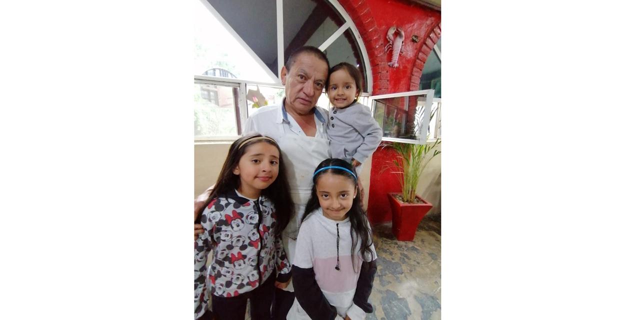 Un año más de vida para don Javier | El Imparcial de Oaxaca