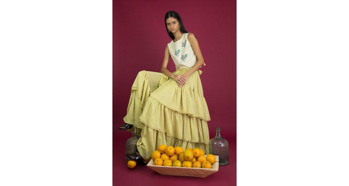 Visibiliza Vogue Moda oaxaqueña
