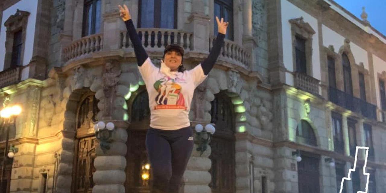 Competidores de la Carrera Virtual de la Juventud no han dejado de correr | El Imparcial de Oaxaca