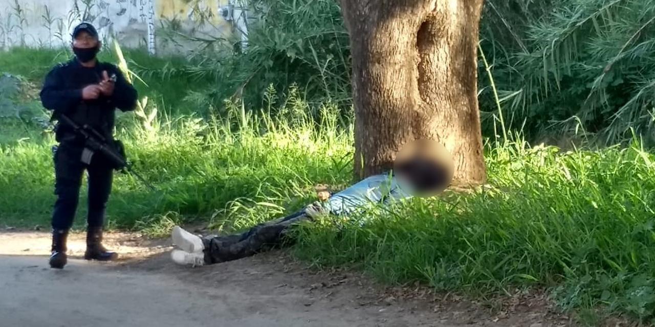 Torturan y ejecutan a un hombre en San Jacinto Amilpas | El Imparcial de Oaxaca