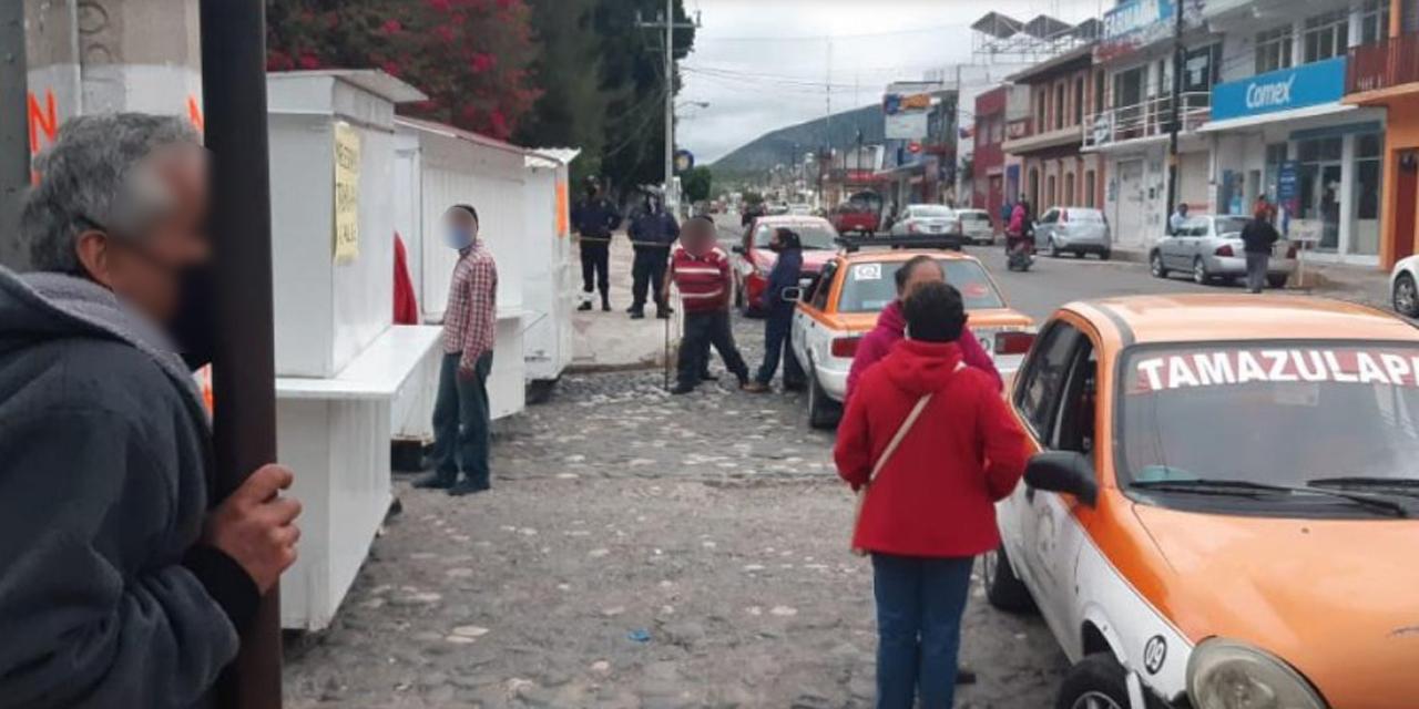 Reabren casetas de comida en parque de Tamazulápam | El Imparcial de Oaxaca