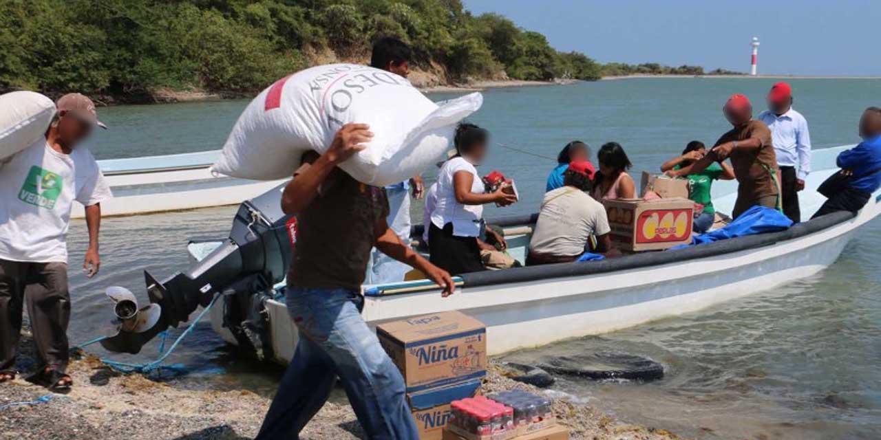 Santa María del Mar en el olvido por 11 años | El Imparcial de Oaxaca