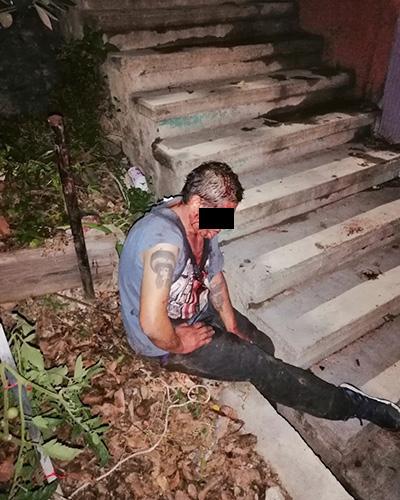 Cansados de asaltos, vecinos de Santa Rosa hacen justicia por propia mano