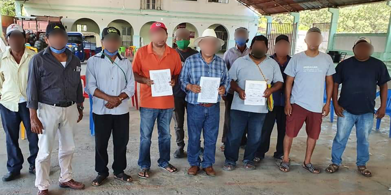 San Dionisio autoriza el paso de materiales para Santa María del Mar | El Imparcial de Oaxaca