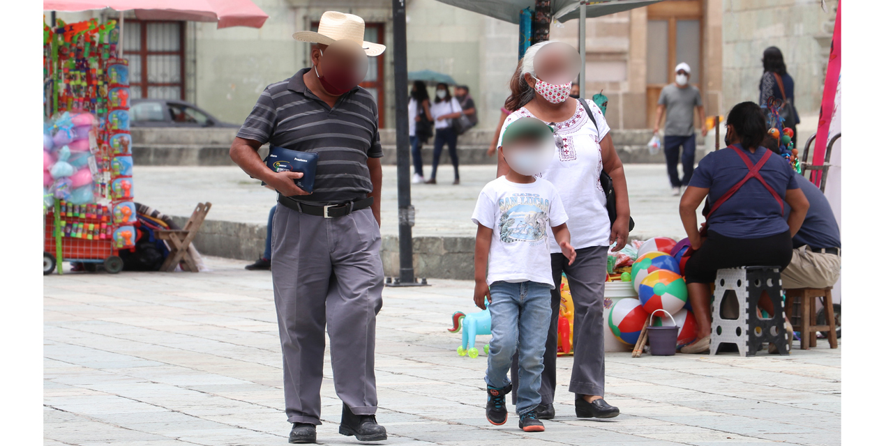 Oaxaca rebasa los 12 mil contagios | El Imparcial de Oaxaca