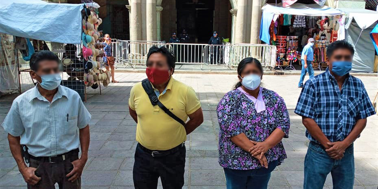 Transportistas de Oaxaca exigen justicia por ataques | El Imparcial de Oaxaca