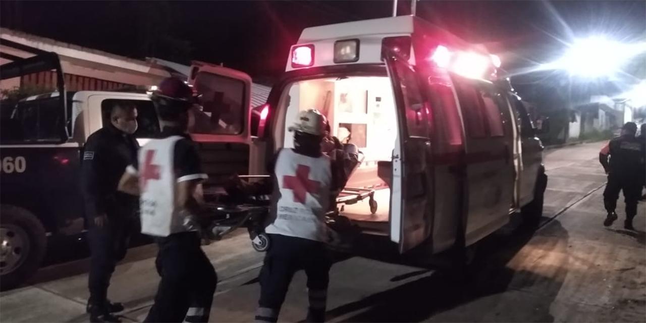 Golpean brutalmente a una mujer en Huajuapan   El Imparcial de Oaxaca