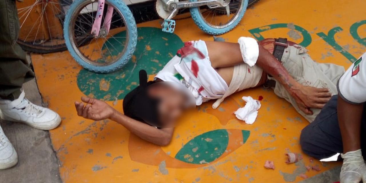 Hombre es apuñalado frente a Central de Abastos | El Imparcial de Oaxaca