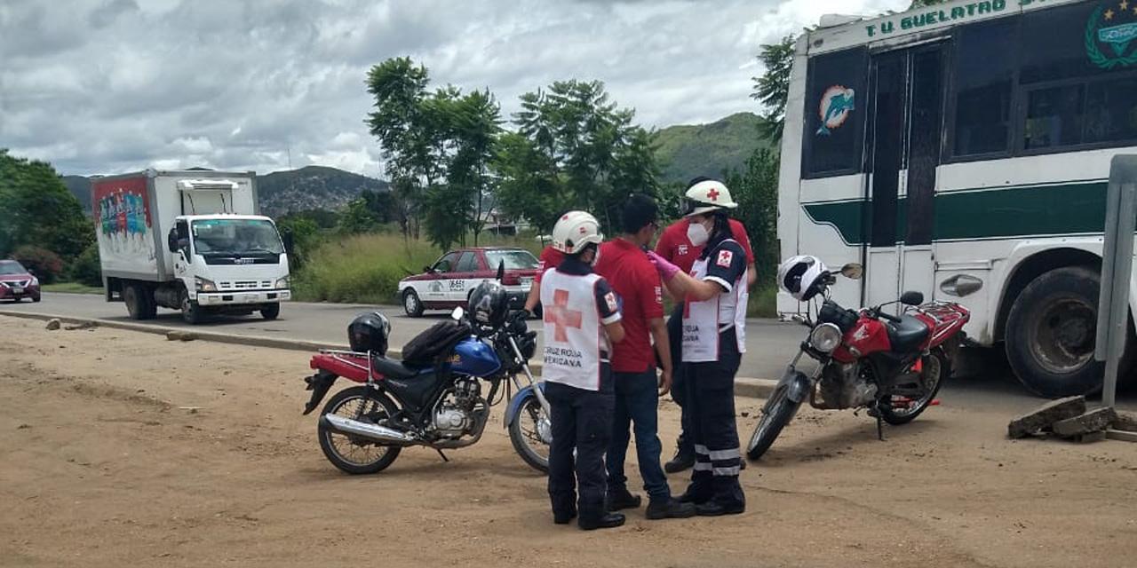 Derrapa en las riberas del Atoyac | El Imparcial de Oaxaca