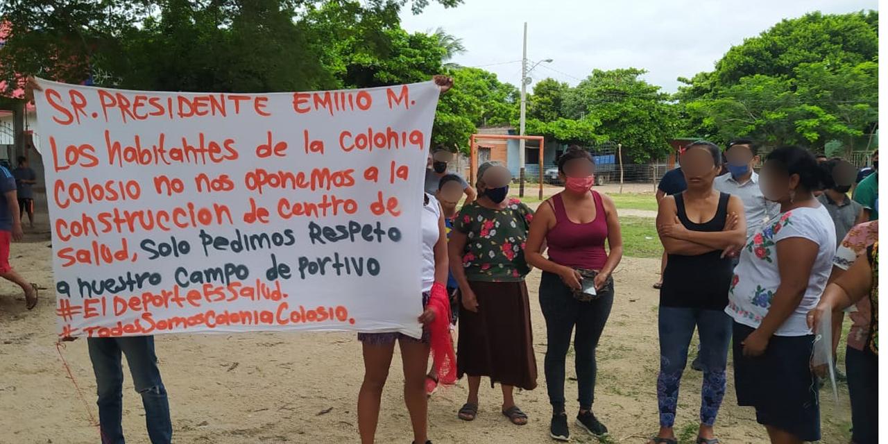 Construcción de clínica en Juchitán en riesgo | El Imparcial de Oaxaca