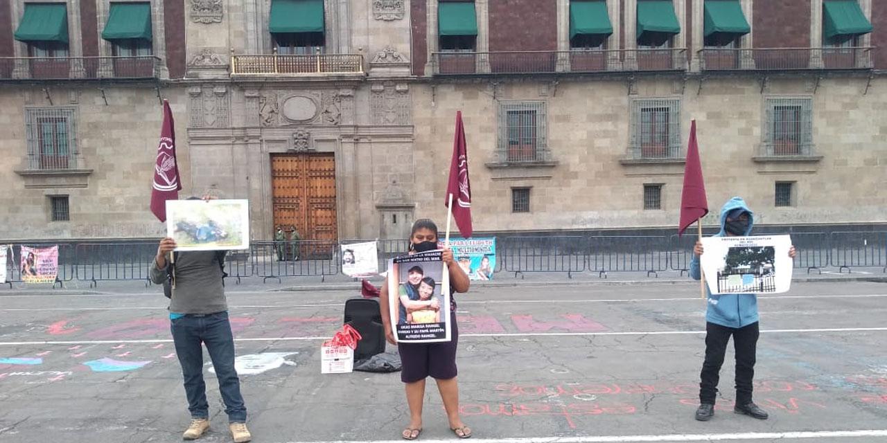 Exigen justicia para víctimas de masacre de San Mateo del Mar   El Imparcial de Oaxaca