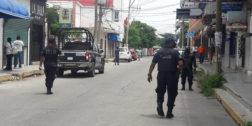 Segundo brote de Covid-19 entre policías de Juchitán