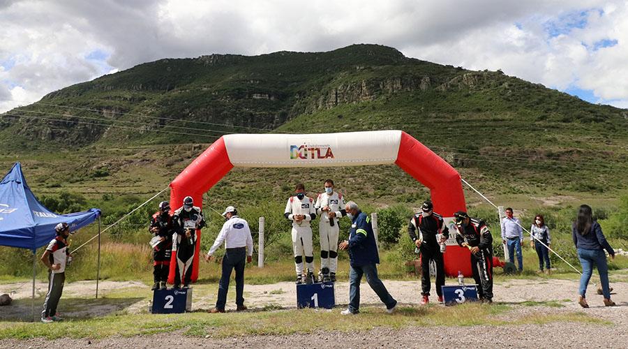 Triviño-Bernal ganan el XVII Rally Sierra Juárez
