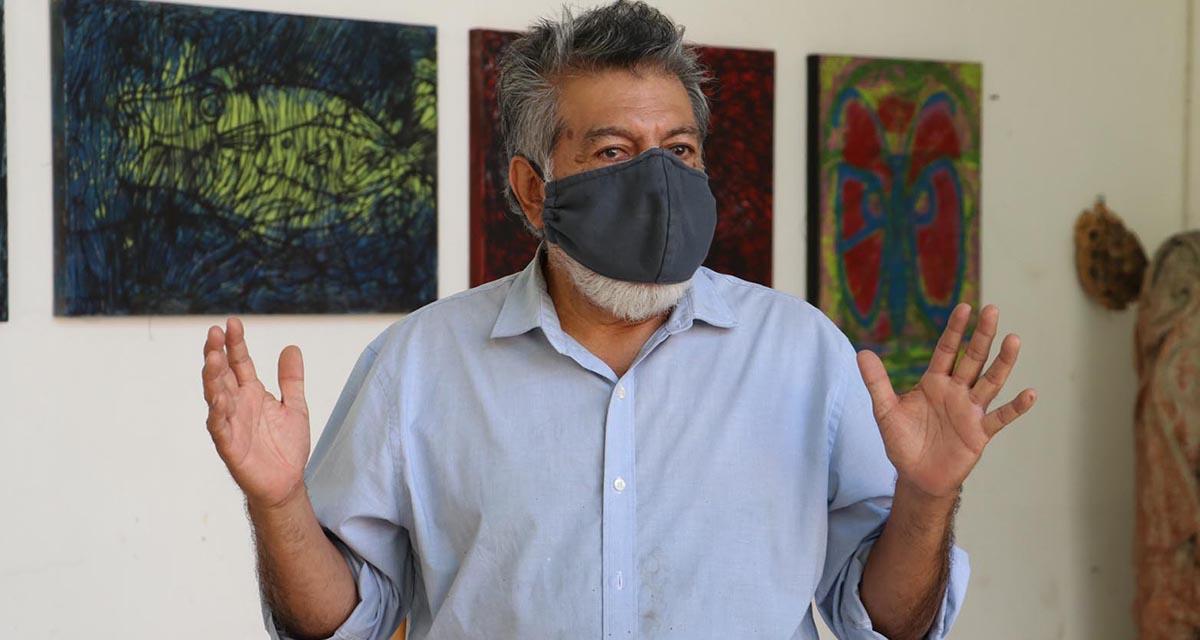 'No podemos construir sobre muertos': Luis Zárate
