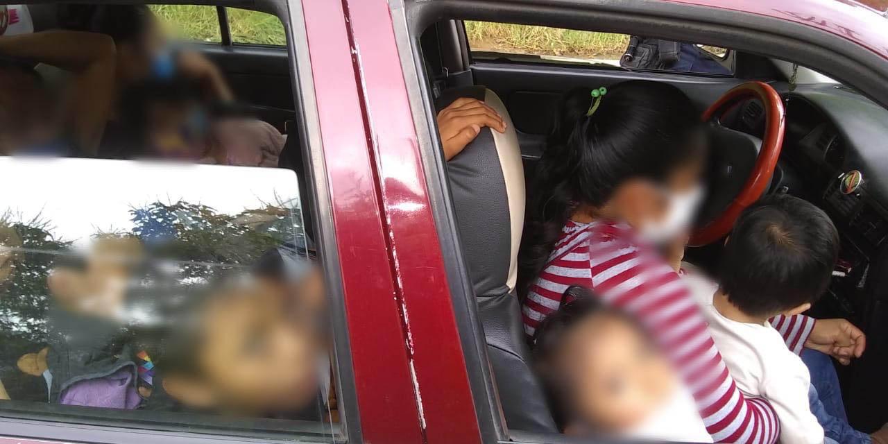Autoridades de Huautla lamentan falta de medidas en menores | El Imparcial de Oaxaca