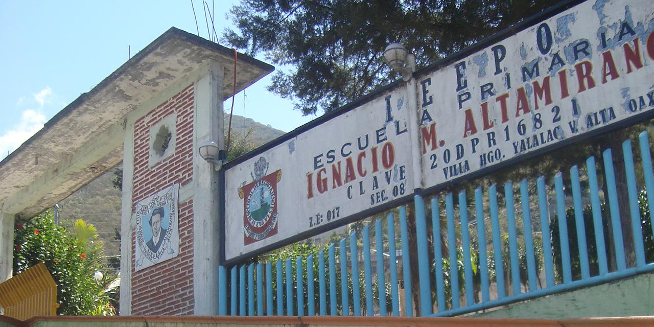 Incertidumbre para alumnos de educación básica en Sierra Norte de Oaxaca   El Imparcial de Oaxaca