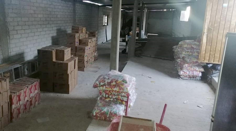 Catean bodega con mercancía robada en Nochixtlán | El Imparcial de Oaxaca