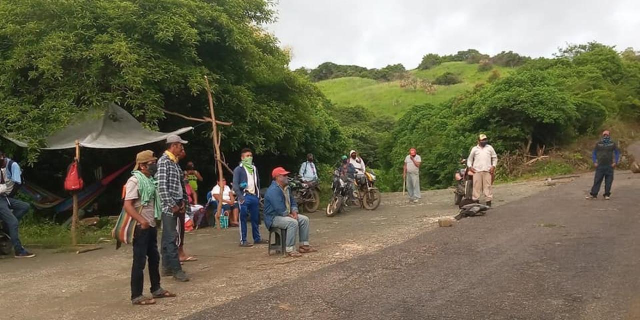 Agencias zoques amenazan con bloqueos carreteros   El Imparcial de Oaxaca