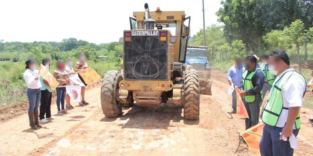 Arrancan obras de infraestructura: Sinfra   El Imparcial de Oaxaca