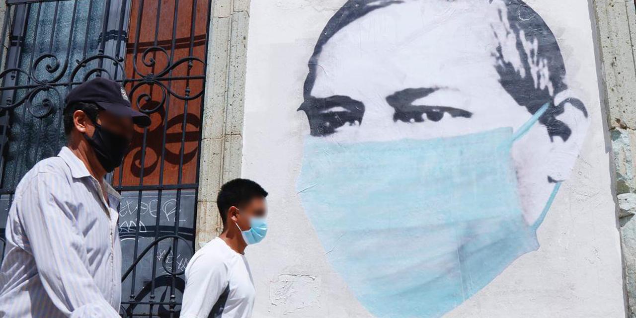 Cubrebocas usados son tirados en calles de Oaxaca | El Imparcial de Oaxaca