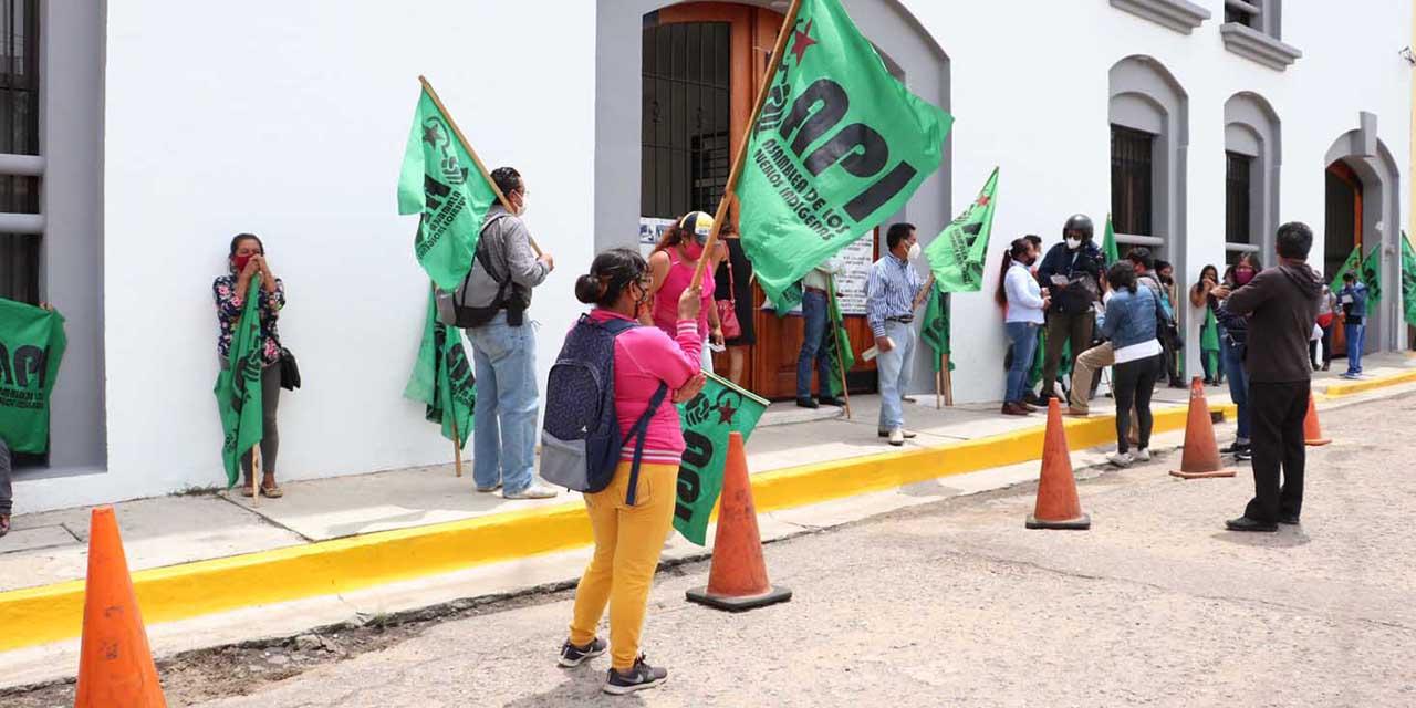 API se suma a exigencia por custodia de menor | El Imparcial de Oaxaca