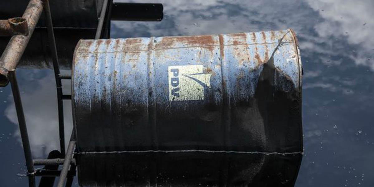 Derrame de petróleo en Venezuela; en riesgo fauna y flora marina   El Imparcial de Oaxaca