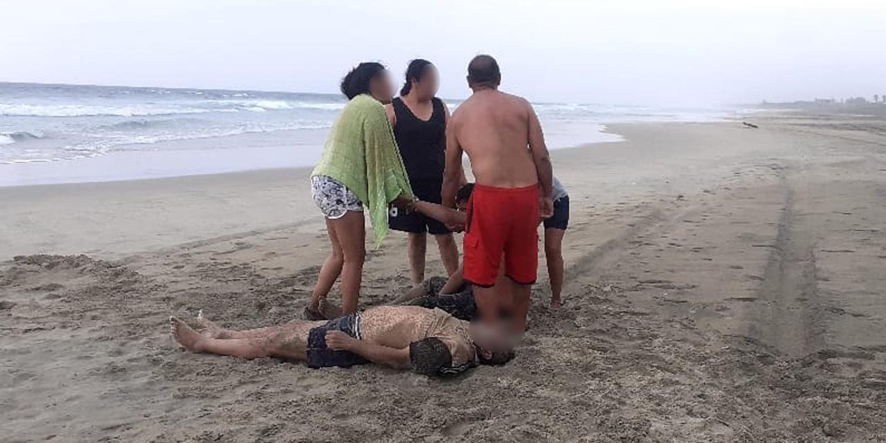Turista se ahoga en Santa María Colotepec | El Imparcial de Oaxaca