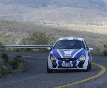 Confirman el Rally Sierra Juárez 2020