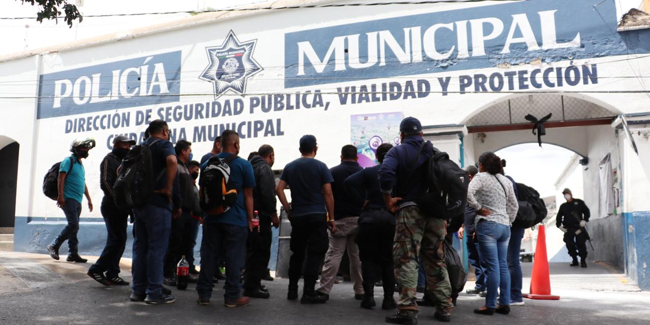 Delincuencia rebasa a policías de la capital oaxaqueña | El Imparcial de Oaxaca