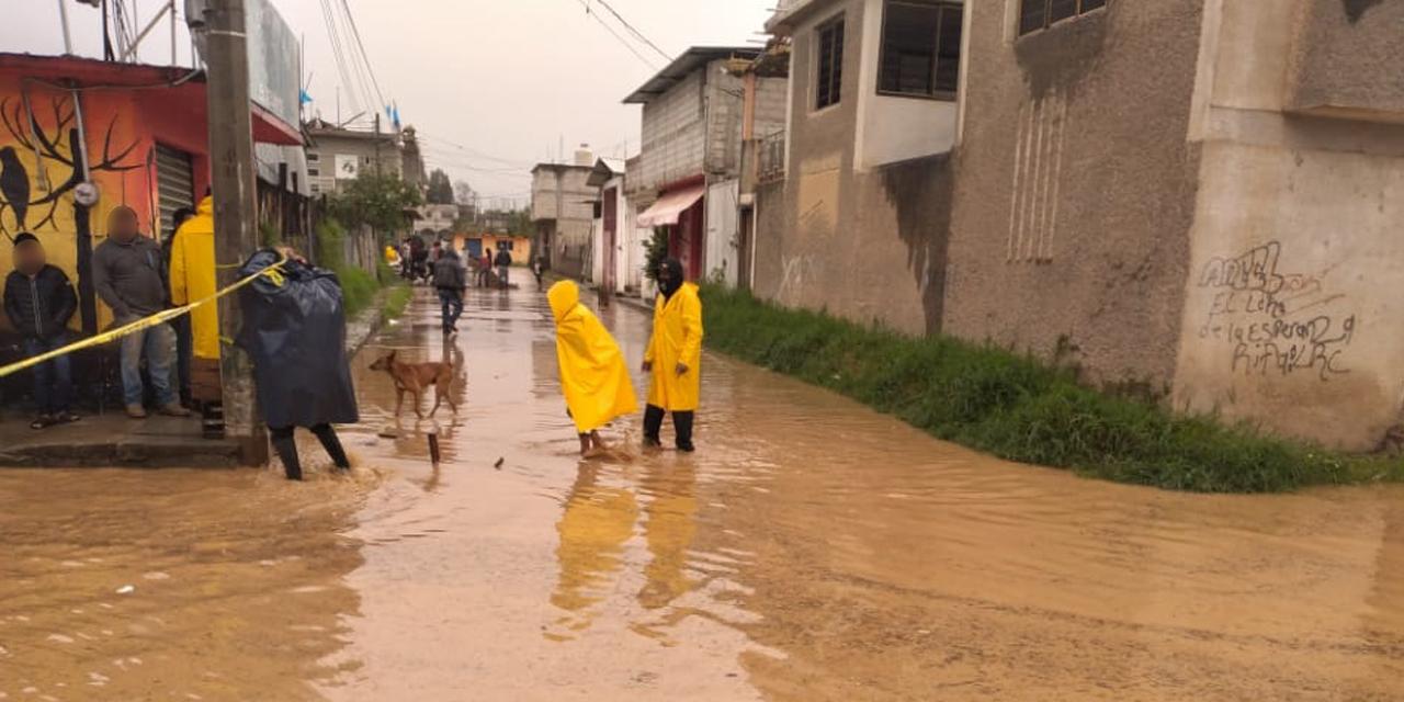 Río Mixteco se desborda en Santiago Juxtlahuaca | El Imparcial de Oaxaca