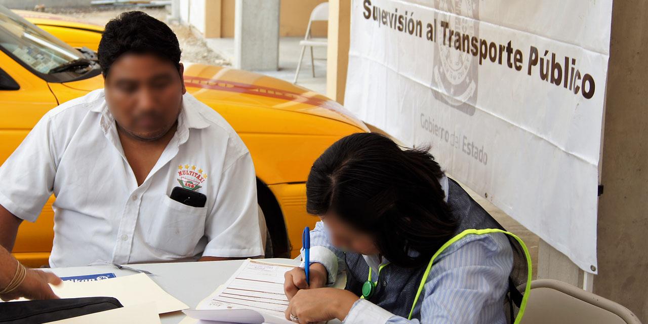 Semovi no cuenta con registro real de concesiones de transporte público | El Imparcial de Oaxaca