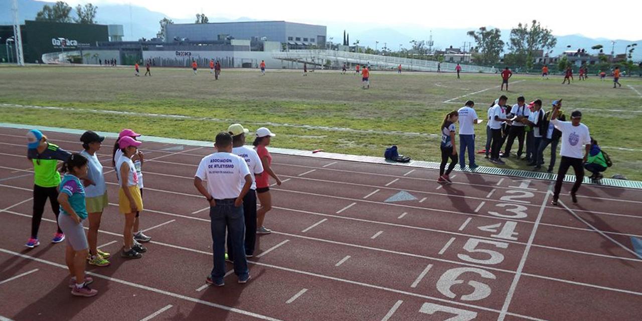 Inició el reto atlético de Virgo en Oaxaca | El Imparcial de Oaxaca