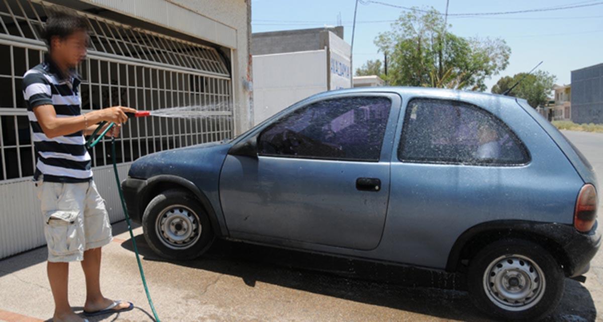 En el Istmo, anuncian sanciones para quien desperdicie agua | El Imparcial de Oaxaca