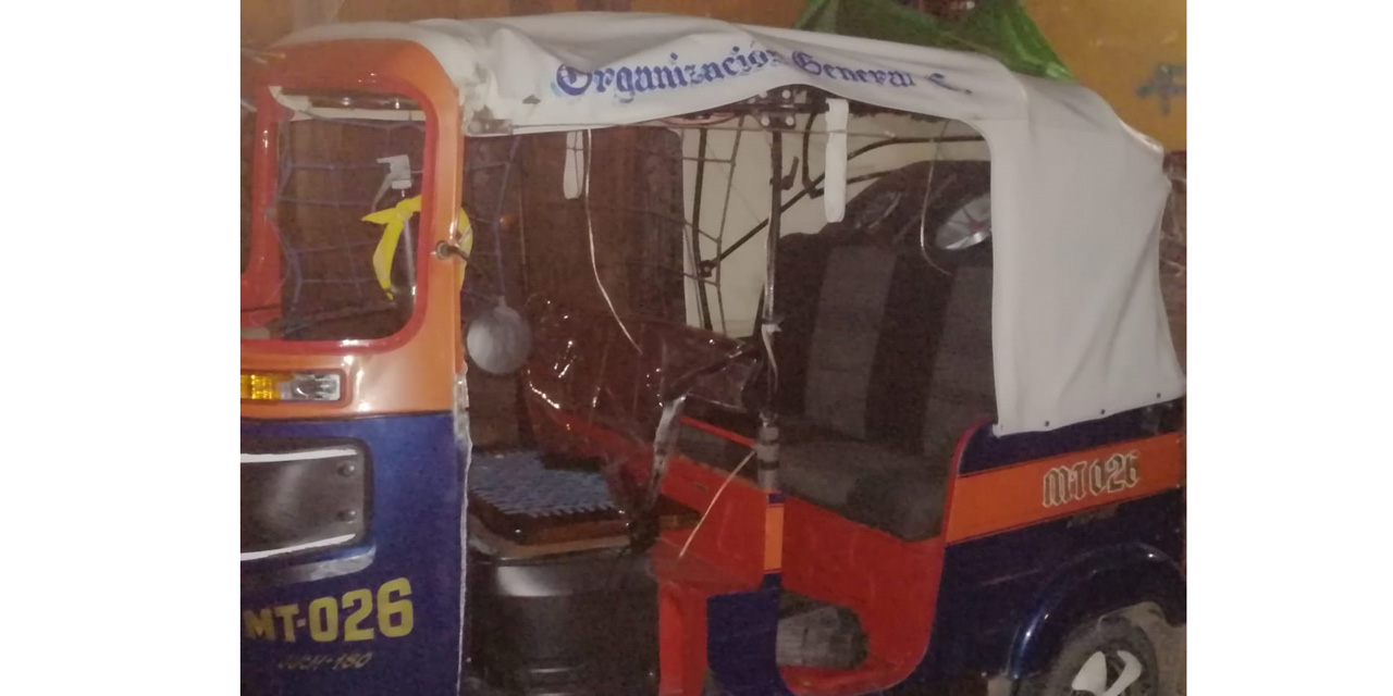 Mototaxista provoca accidente en Juchitán | El Imparcial de Oaxaca