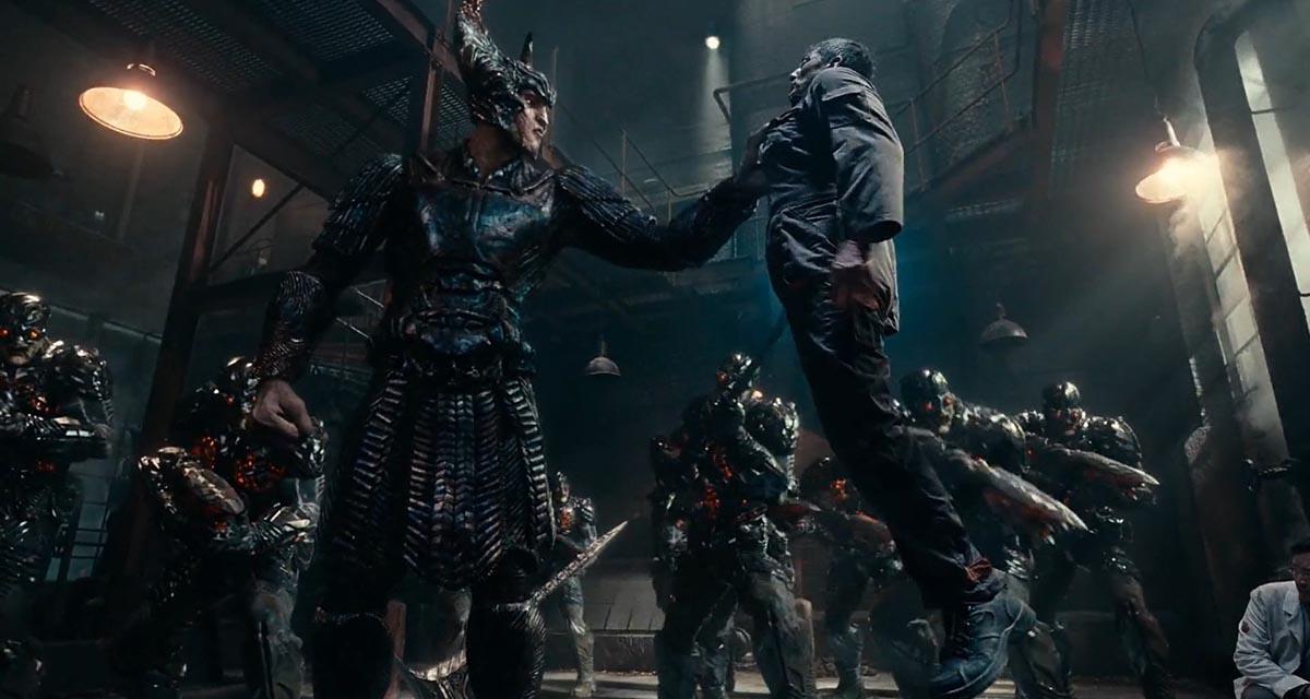 Zack Snyder revela nuevo diseño de Steppenwolf   El Imparcial de Oaxaca