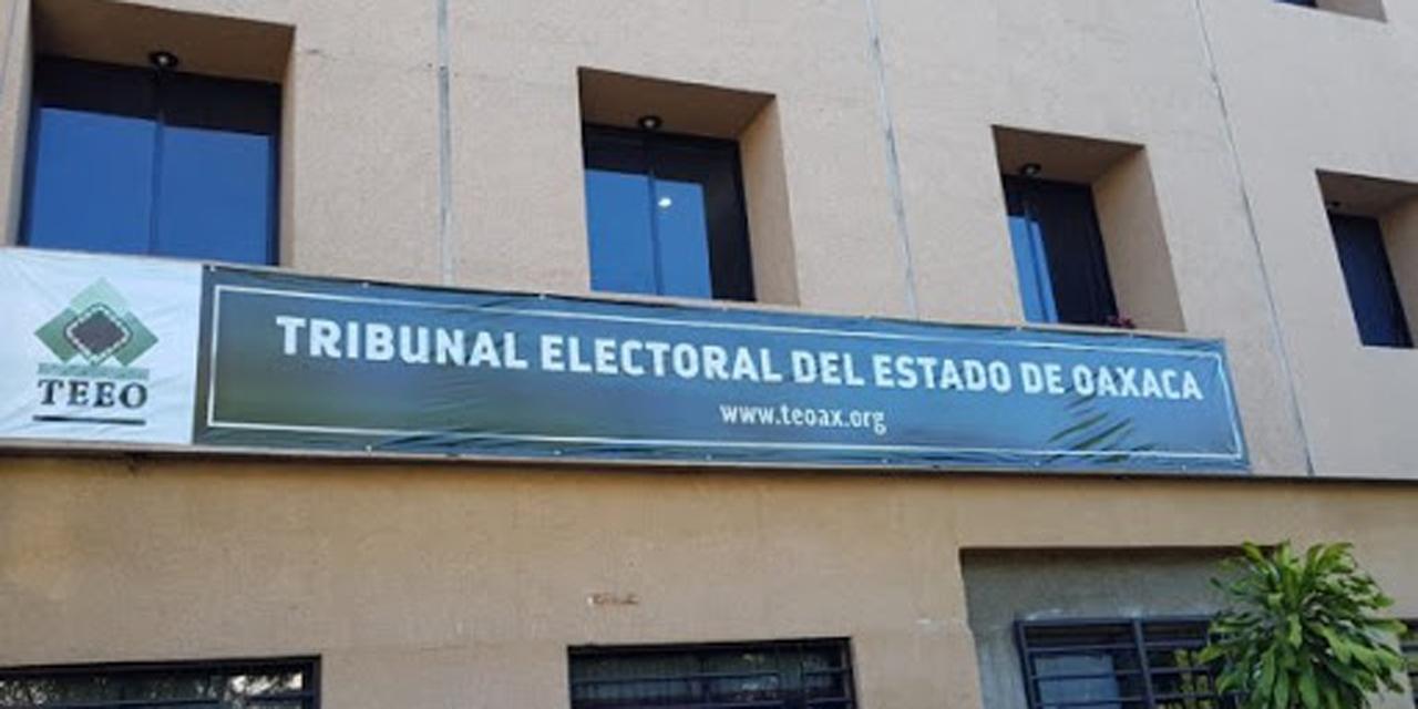Sala Xalapa modifica sentencias del TEEO | El Imparcial de Oaxaca