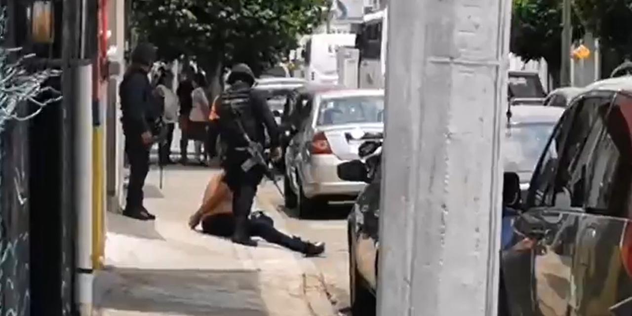 Estudiante de Enfermería es detenido por intento de homicidio en Oaxaca   El Imparcial de Oaxaca