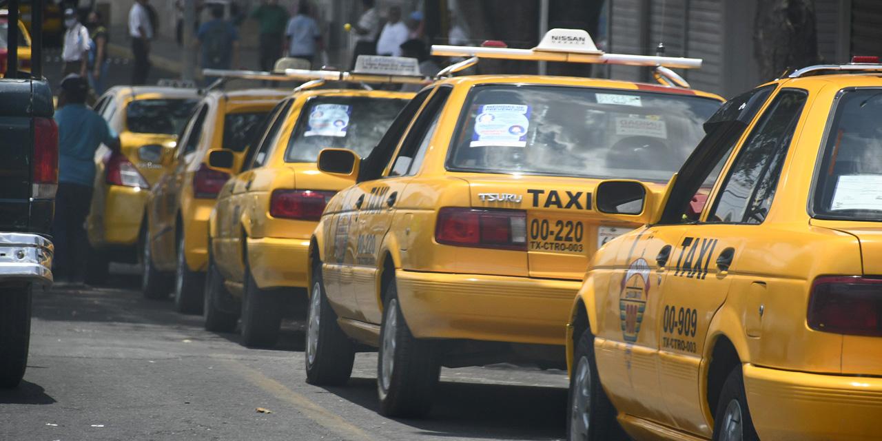 Covid-19 tira festejo del día del Taxista en Oaxaca | El Imparcial de Oaxaca