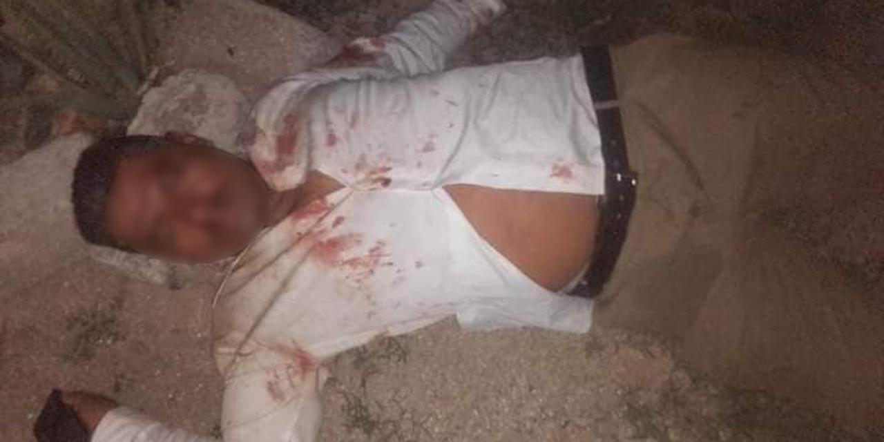 Agreden a síndico de Santiago Astata   El Imparcial de Oaxaca