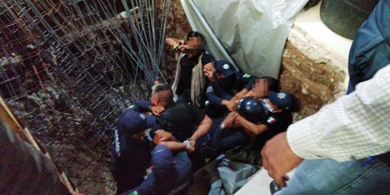 Detienen a tres personas por impedir clausura de obra en Huajuapan | El Imparcial de Oaxaca