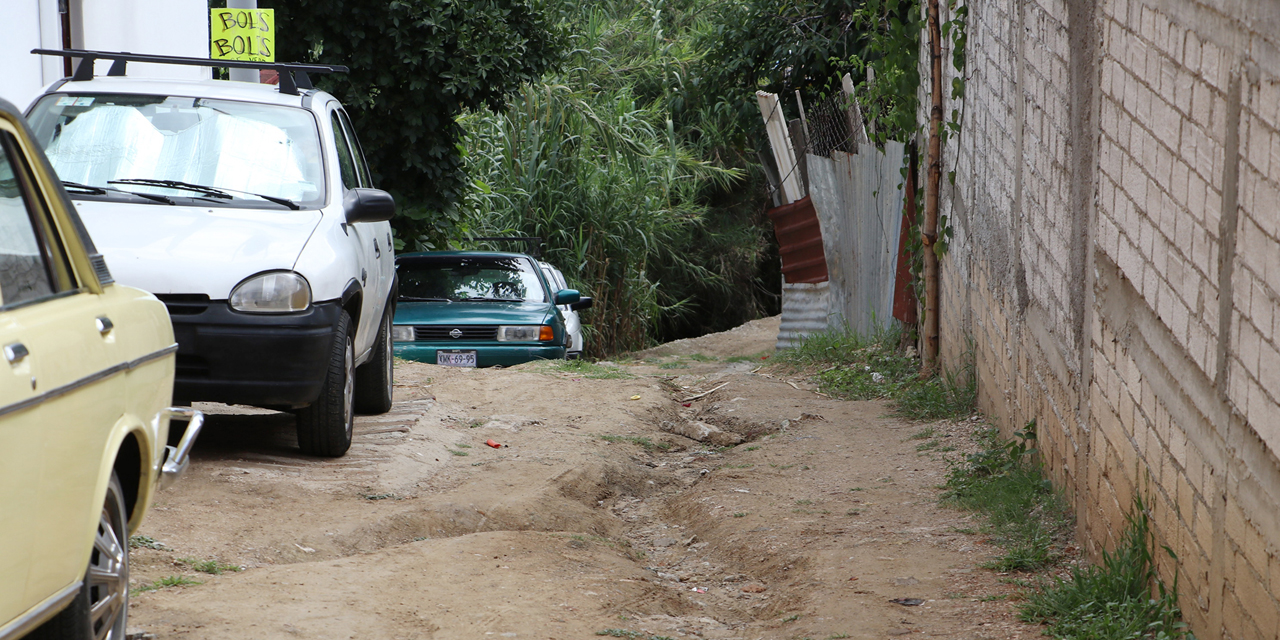 Colonia Volcanes exhibe décadas de abandono | El Imparcial de Oaxaca