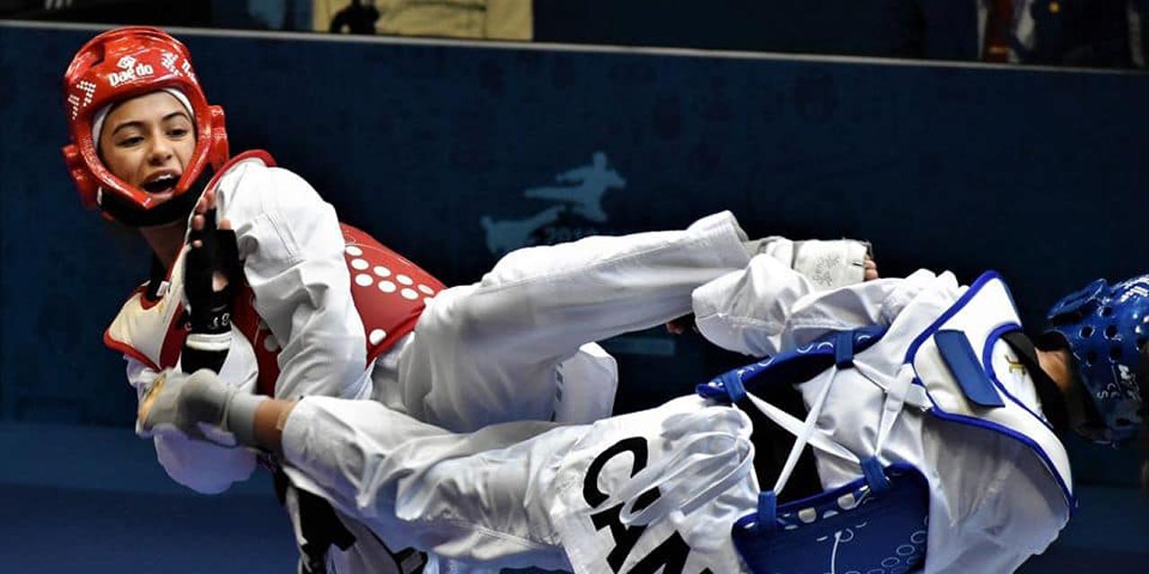 Seleccionadas de Taekwondo no bajan la guardia | El Imparcial de Oaxaca