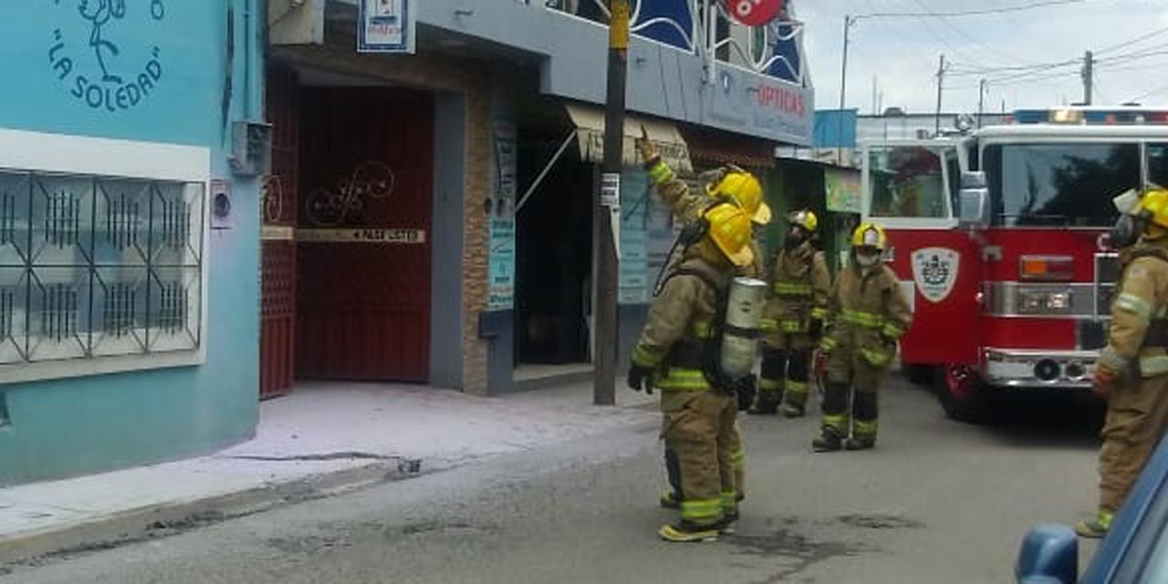 Incendio en Sanatorio del Centro de Oaxaca | El Imparcial de Oaxaca