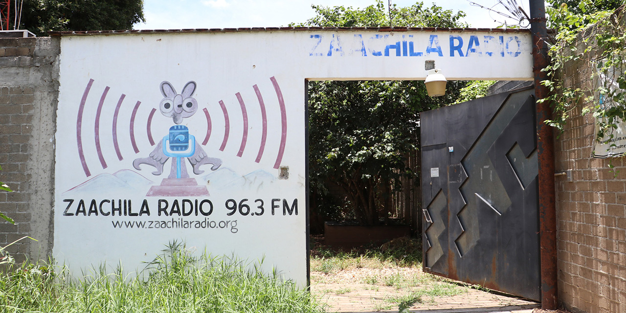 Comunidad y lenguas indígenas en radiodifusión desde Zaachila | El Imparcial de Oaxaca