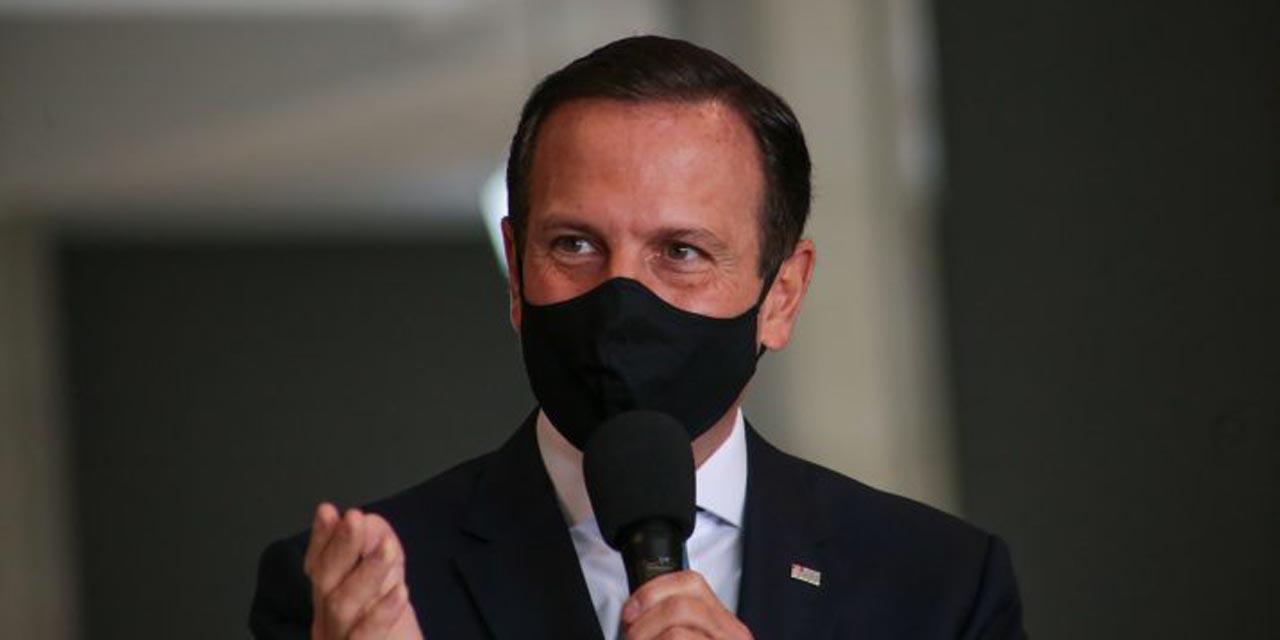 Gobernador de Sao Paulo da positivo a Covid-19 | El Imparcial de Oaxaca